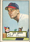 Top 10 Bob Lemon Baseball Cards 22