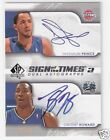 08-09 SP AUTHENTIC DWIGHT HOWARD T PRINCE AUTO # 50