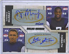 DeMarco Murray Kai Forbath 11 Sage 5 Star Dual Autograph Card 200
