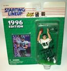 KYLE BRADY SIGNED NEW YORK JETS 1996 STARTING LINEUP W/COA NFL RARE PENN STATE