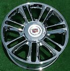 NEW Cadillac Escalade PLATINUM Chrome EXACT OEM Factory GM Style 22 WHEEL 5358