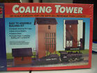Life Like Structure #1377 Coaling Tower Plastic Kit HO Scale