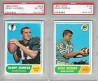 1968 Topps Football Cards 41