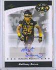 Anthony Sarao 11 Leaf US Army Autograph Card