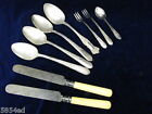 Mixed W M Rogers Original Roger Silverplate Spoon Forks