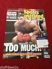 Mike Tyson Boxing Cards and Autographed Memorabilia Guide 28