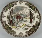 Johnson Brothers Friendly Village Lot of 4 Bread & Butter Plates Sugar Maple