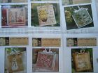 Little House Needleworks All Dolled Up Holiday Ornaments 1 12