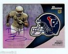 2012 Bowman Football Chrome Refractor Rookie Autographs Guide 59