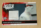 2012 Breygent SDCC DEXTER authentic prop blood spatter dummy 80