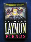 FIENDS DEDICATION COPY SIGNED  INSCRIBED by RICHARD LAYMAN to ARTHUR MOORE
