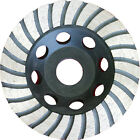 Diamond Grinding Cup Disc Wheel For Floor or Angle Grinders 125mm, 5 in.