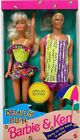 Beach Fun Barbie and Ken Doll Giftset Special EditionNew
