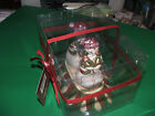 CHRISTMAS SALT AND PEPPER SHAKERS SNOWMEN NEW BY TRACY