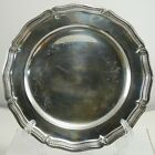 Co Sterling Silver Monogram H Dinner Plate 11