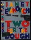 Evanovich Janet Two for the Dough Signed HB DJ 1st 1st 1996