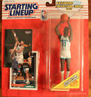 1993 Alonzo Mourning Charlotte Hornets Starting Lineup SLU