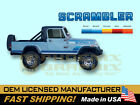 1983 1984 Jeep Scrambler CJ8 Decals  Stripes Kit