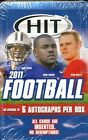 2011 SAGE HIT LOW SERIES SEALED FOOTBALL HOBBY BOX