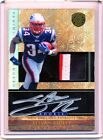 2011 PANINI GOLD STANDARD STEVAN RIDLEY AUTOGRAPH WORN USED MATERIAL 039 525