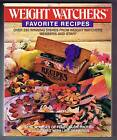 WEIGHT WATCHERS FAVORITE RECIPES COOKBOOK 280 RECIPES 1988 PB 1st PRINTING