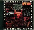 Brutal Truth - Extreme Conditions Demand Extreme Responses  RARE Original US CD