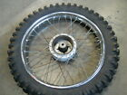 1971 G4TR Kawasaki 71 Trail Boss 100  rear wheel