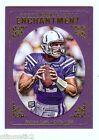 2012 TOPPS MAGIC FRAMED ROOKIE ENCHANTMENT ANDREW LUCK #RE-AL