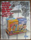 Mickey Mantle Advertising Flyer for 1996 Topps Mini-Cereal Boxes