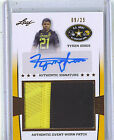 Tyren Jones 13 Leaf US Army All American Bowl Patch Autograph Card 25