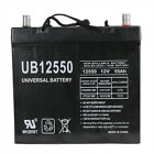 UPG 12V 55Ah Replacement AGM Scooter Battery for 22NF VMAX MB96