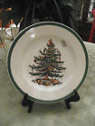 Spode China, Christmas Tree Salad Plate, No. S3324-1, Made in England, BRAND NEW
