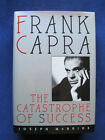 Director FRANK CAPRA Biography SIGNED by JOSEPH MCBRIDE to Director BILLY WILDER