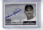 HARMON KILLEBREW AUTO 1999 UD LEGENDS 573 HR NO ROIDS