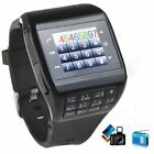 Q8 Touch Screen Dual SIM Mobile Cell Phone Wrist Watch Bluetooth Camera Mp3 4