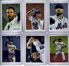 (11) 2010 TOPPS CHROME NATIONAL CHICLE # 999 JETER WRIGHT SANDOVAL ++