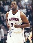Jason Collins signed 8x10 autographed picture gay athlete hawks nba basketball