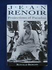 JEAN RENOIR Bio by R Bergan PETER BOGDANOVICHS Copy wi His Signature