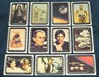 1977 Topps Star Wars 3rd Series 3 Complete 11 Card Yellow Sticker Set NM-