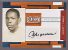 2010 Panini Century Postmark Autograph #21 Andre Dawson 195 250 Chicago Cubs