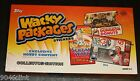 2013 WACKY PACKAGES SERIES 10 NEW COLLECTORS PACK SEALED BOX LIMITED EDITION