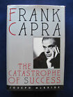 Director FRANK CAPRA Biography SIGNED by JOSEPH MCBRIDE to Noted Screenwriter