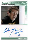 Star Trek Complete TNG Series 2 Autograph Card Colm Meaney