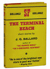 The Terminal Beach by JG BALLARD First Edition 1964 Sci Fi 1st UK JG