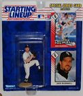 1993 SLU Starting Lineup Jack McDowell Figure MOC Chicago White Sox Kenner New