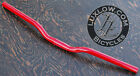 Red Fixie Track Bike Handlebar Fixed Gear Old School BMX MTB Cruiser Bicycle