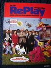 5/1994 REPLAY MAGAZINE*redemption* Rescue 911/Rock-Ola Jukebox/Neo-Geo/pinball