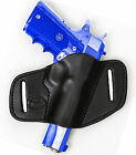 Gun Holster Kimber Solo Pro Carry 7 RH OWB Black Leather