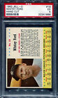 1963 JELLO #19 HAND CUT WHITEY FORD PSA 5!! TOUGH TO FIND GRADED NOT POST