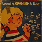 CHILDRENS LEARNING SOCIETY Learning Spanish is Fun ORIG 1970s US LP SEALED